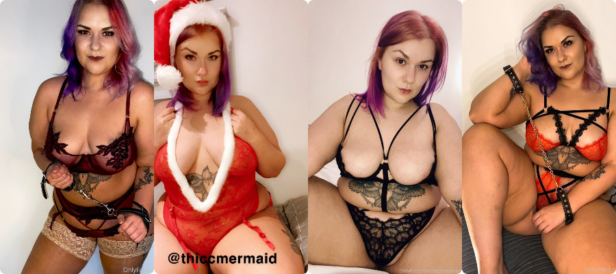 "OnlyFans, SiteRip, @thiccmermaid ""@thiccmermaid"" 3.3 GB"